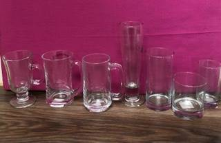 Drink glasses Personalized engraved gift