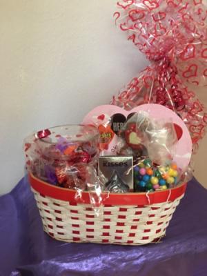 Dripping in chocolate Chocolate basket in Renton, WA | Alicia's Wonderland II