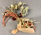 Dry wreath kit Gift Set