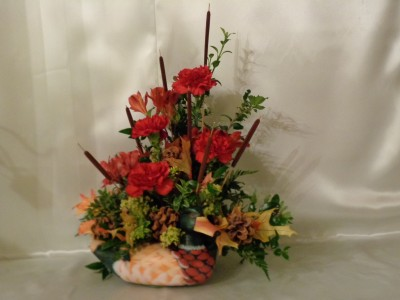Duck in the Woods Arrangement