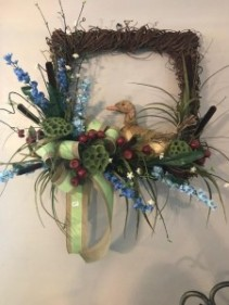 Duck Wreath