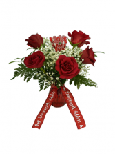 Dulce Amor Valentines' Arrangement