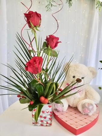 Dulce Amor Vase Design