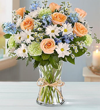 dunes of summer floral arrangement
