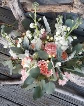 Dusty Pink Perfection Wedding Bouquet Wedding Bouquet