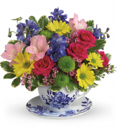Dutch Garden Bouquet Teleflora TEV57-8A 2019
