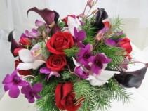 Dynamic Bride Bridal Bouquet