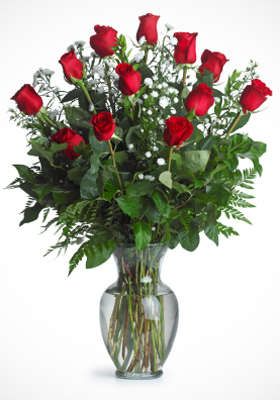DZ Red roses  Mother's Day