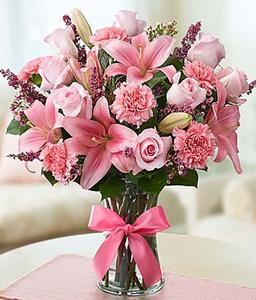 Expressions of Pink Best seller  in Orlando, FL | Artistic East Orlando Florist
