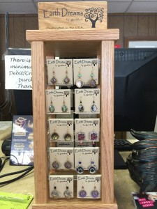 Earth Dreams earring set Gift Item in Athens, GA | FLOWERLAND