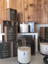 Earth Luxe Wood Wick Candles
