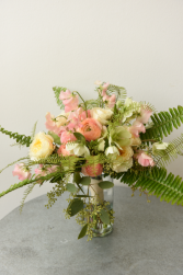 Earthy Vine Bridal Bouquet