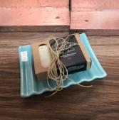 handmade soap and soapdish locally crafted soap