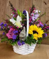 Easter Basket Arrangement