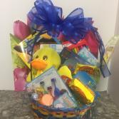 Easter Basket Boy