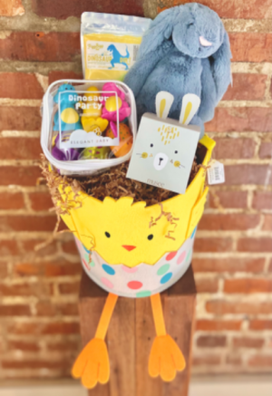 Easter basket (boy)   in Nashville, TN   BLOOM FLOWERS & GIFTS