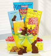 Easter Basket Yummy Treats Easter Basket