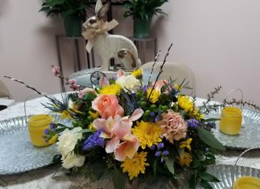 Easter Brunch Fresh Arrangement