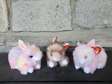 Easter Bunnies Stuffed Animal