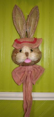 Easter Bunny Door Hanger Easter