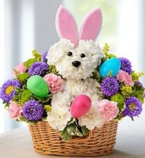 Easter Bunny Pup Easter
