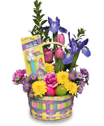 EASTER'S ON IT'S WAY... Easter Flowers