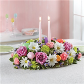 Easter Centerpiece Floral Arrangement