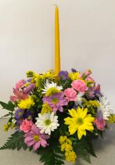Easter Centerpiece Fresh Arrangement