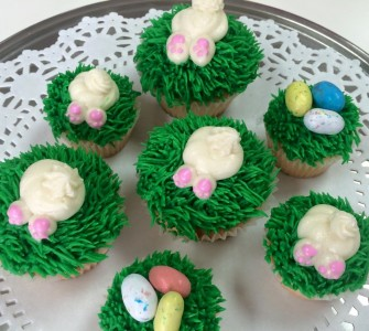 Easter Cupcakes Sweet Blossoms
