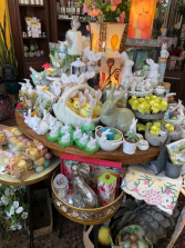 Easter Display.  Prices vary