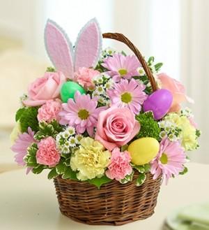 Easter Egg Basket  in Oakdale, NY   POSH FLORAL DESIGNS INC.