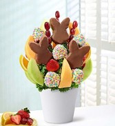Easter Egg Excitement Fruit Bouquet for Easter