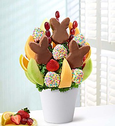 Easter Egg Excitement Fruit Bouquet for Easter in Hampton Falls, NH | FLOWERS BY MARIANNE