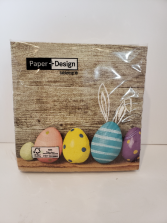 Easter egg napkins Giftware