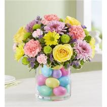 Easter Egg-Stravaganza Floral Arrangement