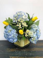 Easter Elegance Vase Arrangement