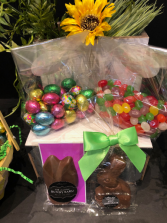 Easter Extras- chocolate & jelly beans