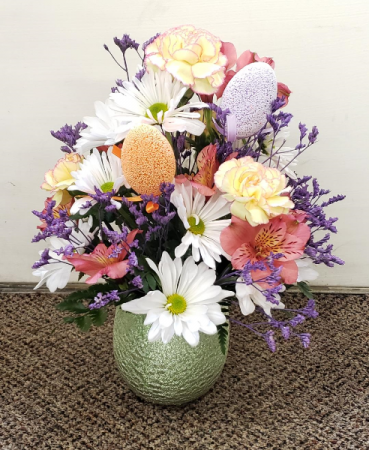 Easter Find Arrangement Fresh Floral Arrangement