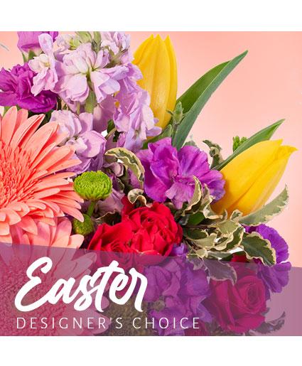 Easter Flowers Designer's Choice