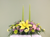 EASTER GATHERINGS CENTERPIECE