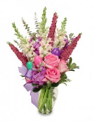 EASTER GREETER Bouquet in Houston, TX | Willowbrook Florist