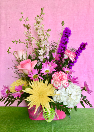 Easter Greetings arrangement