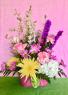 Spring Greetings arrangement