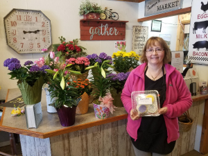 Easter Lily & Cookies Easter in Osage, IA | Osage Floral & Gifts