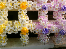 EASTER LILY CROSS $19.99