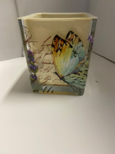 Easter & Mothersday Butter fly cube  Butterfly cube