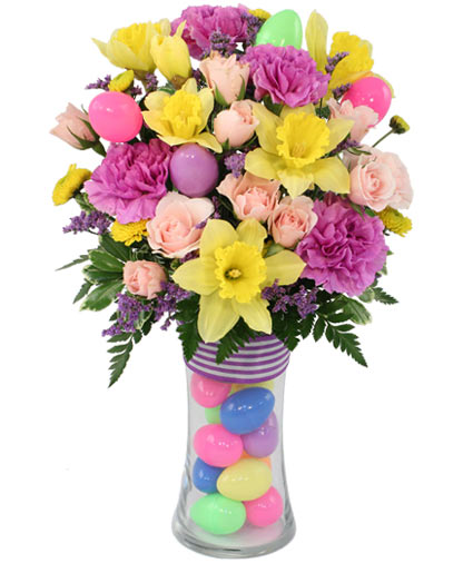 Easter parade bouquet in bonita springs fl a flower boutique easter parade bouquet mightylinksfo