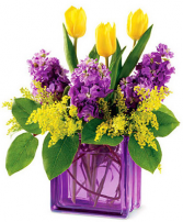 Easter Passion Floral Arrangement