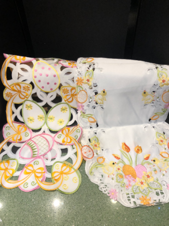 Easter Table Runners