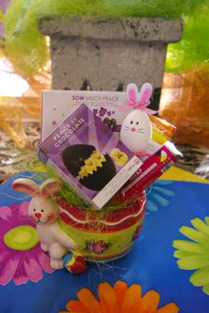Easter Treat Basket Gift Basket in Corner Brook, NL | The Orchid